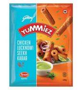 Godrej Yummiez Chicken Seekh Kabab 400G