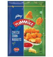 Godrej Yummiez Cheese Corn Nuggets 400G