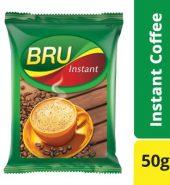 Bru Instant Coffee Pouch 50 Gm