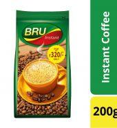 Bru Instant Coffee Pouch 200 Gm