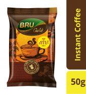 Bru Gold Coffee Pouch 50G