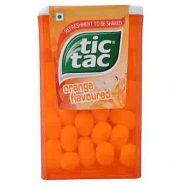 Tic Tac Orange 10.7 Gm