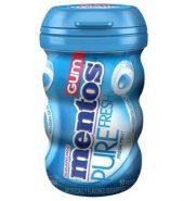 Mentos Gum Pure Fresh Peppermint 56G