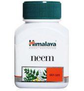 Himalaya Pure Herbs Neem Tablets 60 Pcs