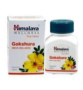 Himalaya Pure Herbs Gokshura 60 Pcs