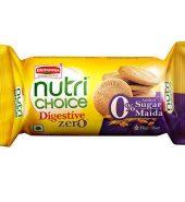 Britannia Nutri Choice Digestivezero 100 Gm (Biscuit)