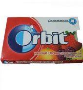 Orbit Mixed Fruit Sugar Free 8.8 Gm