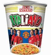 Top Ramen Cup Noodle Italiano 75 Gm