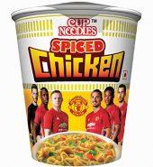 Top Ramen Cup Noodle Spiced Chicken 70 Gm