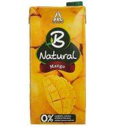 B Natural Mango Juice Tetrapak 1 Ltr