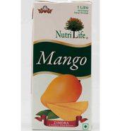 Nutrilife Mango Fruit Nectar 1Ltr