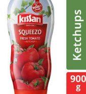 Kissan Squeezo Fresh Tomato Ketchup 900 Gm