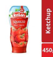 Kissan Squeezo Fresh Tomato Ketchup 450 Gm