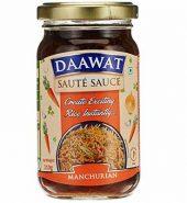 Daawat Manchurian Saute Sauce Bottle 210 Gm