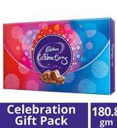 Cadbury  Celebrations Assorted Chocolates Gift Box 180.8G