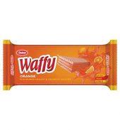 Dukes Waffy Orange Waffer Biscuits 75 Gm