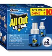 All Out Ultra Liquid Vaporizer 90 Nights (Refill)