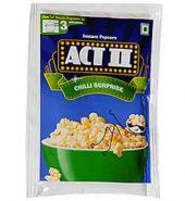Act Ii Chilli Surprise Popcorn 35 Gm