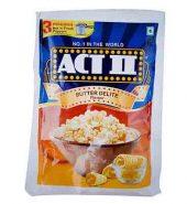 Act Ii Butter Delight Popcorn 50 Gm