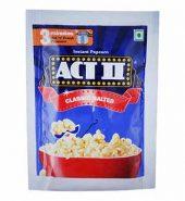 Act Ii Classic Salted Popcorn 70 Gm