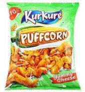 Kurkure Puffcorn Yummy Cheese 34 Gm