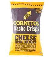 Cornitos Nachos Cheese N Herbs 60 Gm