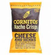 Cornitos Nachos Cheese N Herbs 150 Gm