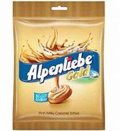Alpenliebe Gold Caramel Candy Pouch 156G