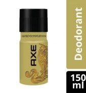 Axe Gold Temptation Gas Deo 150Ml