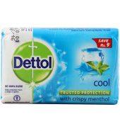 Dettol Cool Soap 3X125 Gm