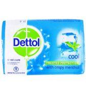 Dettol Cool Soap 125 Gm