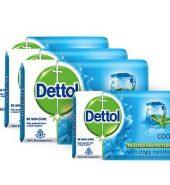 Dettol Cool Soap 3X75 Gm