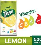 Tang Lemon Pouch 500G