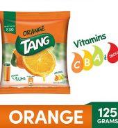 Tang Orange Pouch 125 Gm
