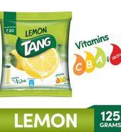Tang Lemon Pouch 125 Gm