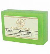 Khadi Aloe Vera Soap 125 Gm