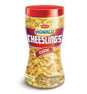 Parle Monaco Cheeslings Jar 300 Gm