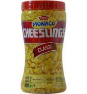 Parle Monaco Cheeslings Jar 150 Gm
