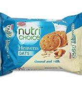 Britannia Nutri Choice Heavens 150 Gm (Milk Almonds)