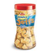 Parle Monaco Jeffs Zeera Biscuit 200G