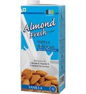 So Good Almond Milk Vanilla Flavoured Milk 1 Ltr