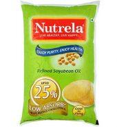 Nutrela Soyabean Oil 1Ltr