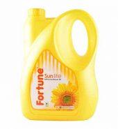 Fortune Sunflower Oil Jar 5Ltr