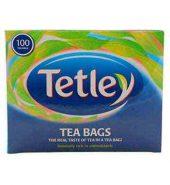 Tetley Regular Tea Bag 100 Pcs