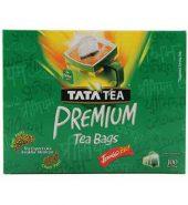 Tata Tea Premium Leaf Tea Bag 100 Pcs