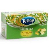 Tetley Green Ginger Lemon Mint 30 Pcs