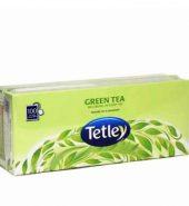 Tetley Green Lemon Honey Tea Bag 100 Pcs