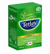 Tetley Green Tea Leaf Box 250 Gm