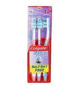 Colgate Zig Zag Toothbrush 3 Pcs (Buy 2 Get 1 Free)