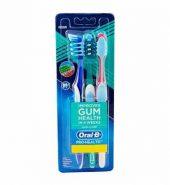 Oral B Pro Health 7 Benefit Med Toothbrush 3 Pcs (Buy 2 Get 1 Free)